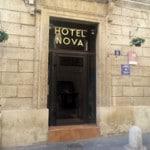hôtel en centre ville de montpellier