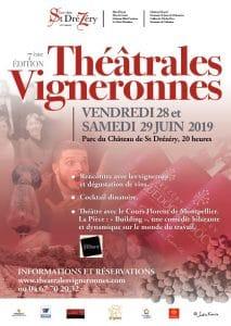 Théatrales vigneronnes Bons plans Hotel Nova Juin